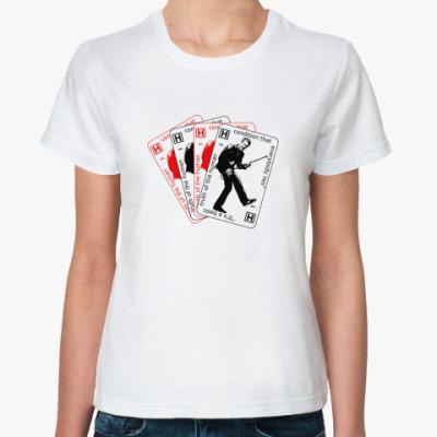 Классическая футболка House Ace