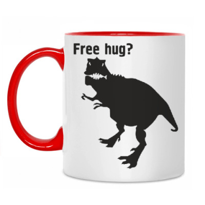Кружка Free hug?