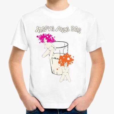 Детская футболка Clockwork orange