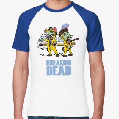 Футболка реглан Breaking Dead