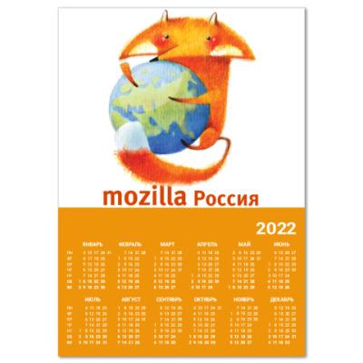 Календарь  A2  Mozilla