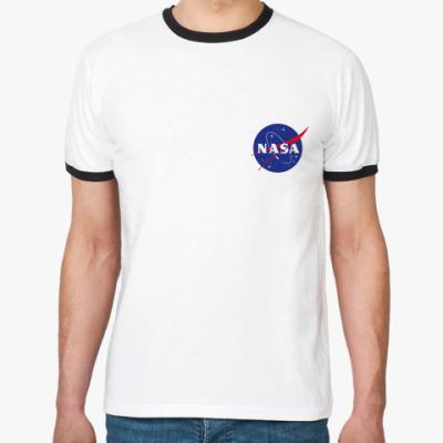 Футболка Ringer-T NASA