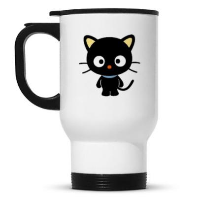 Кружка-термос Кружка- Chococat