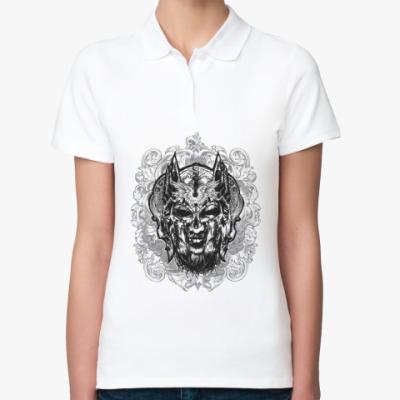 Женская рубашка поло Тор (сын Одина)