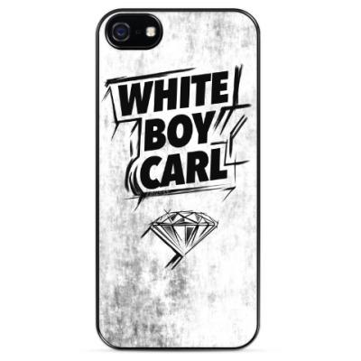 Чехол для iPhone WHITE BOY CARL. Shameless