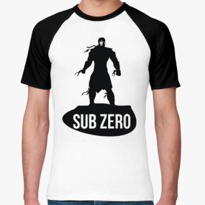 Футболка реглан Sub Zero