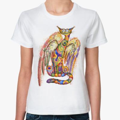 Классическая футболка Catangel
