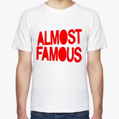 Футболка ALMOST FAMOUS