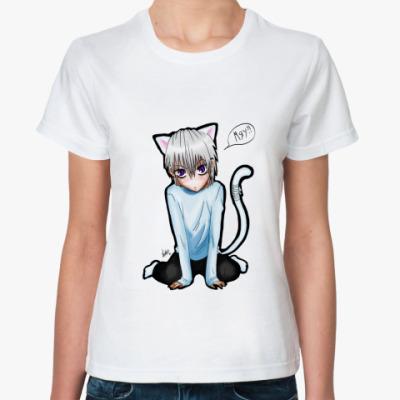 Классическая футболка Neko-Zero