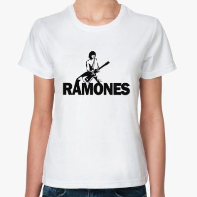 Классическая футболка Ramones j