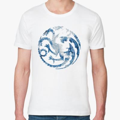Футболка из органик-хлопка Khaleesi and Dragons