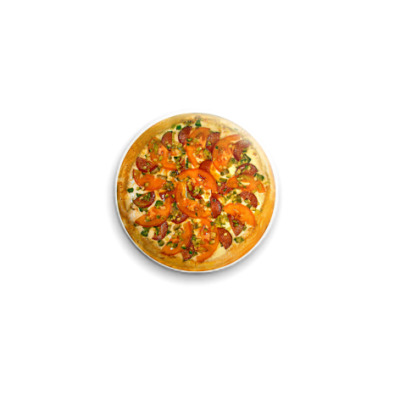 Значок 25мм 'Пицца'