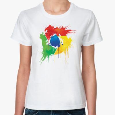 Классическая футболка Chrome