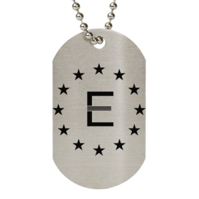 Жетон dog-tag Fallout Enclave
