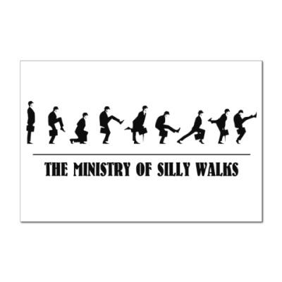 Наклейка (стикер) Наклейки Silly Walkes (OTH61)