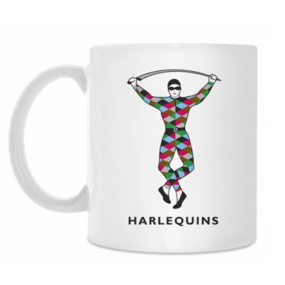 Кружка Harlequins