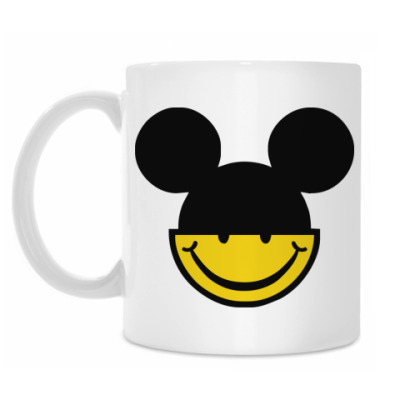 Mickey smile
