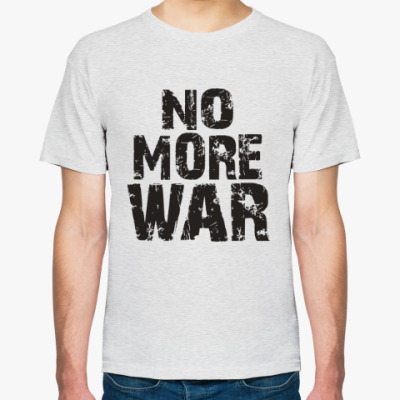 Футболка No More War