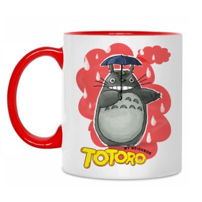 Кружка Тоторо