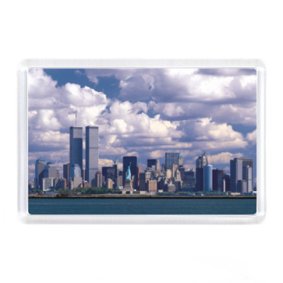 Магнит WTC, 11 сентября, NYC