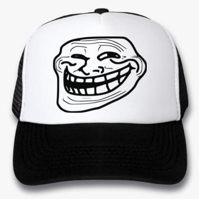 Кепка-тракер Кепка Troll