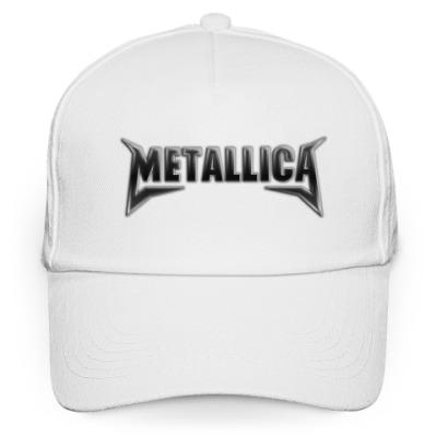 Кепка бейсболка Metallica