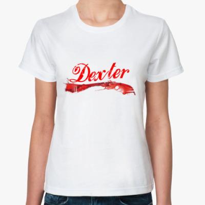 Классическая футболка Dexter-cola
