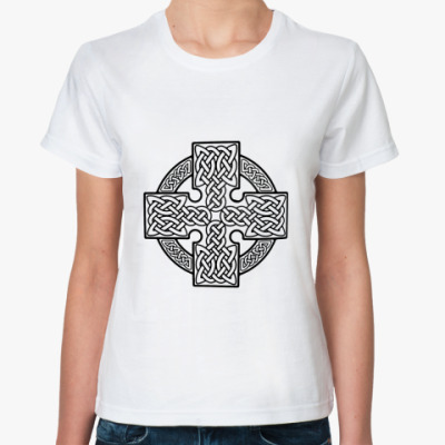 Классическая футболка Женская футболка Stedman, белая