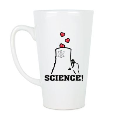 Чашка Латте Science! Ядерная физика