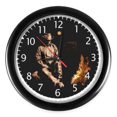 Часы Ковбой