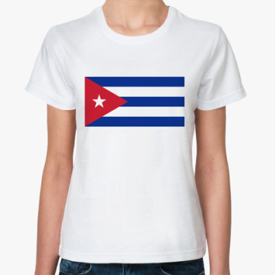 Классическая футболка  Куба