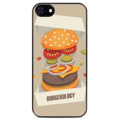 Чехол для iPhone Гамбургер