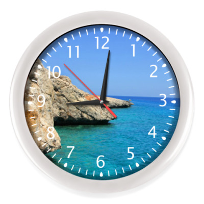 Настенные часы Морской берег