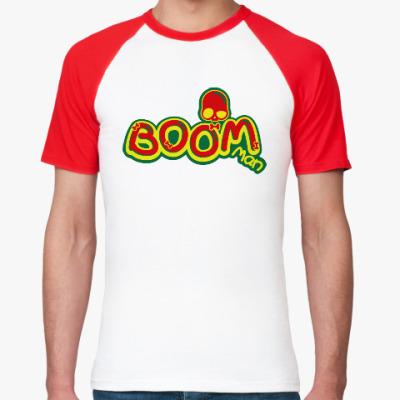 Футболка реглан Boom Man