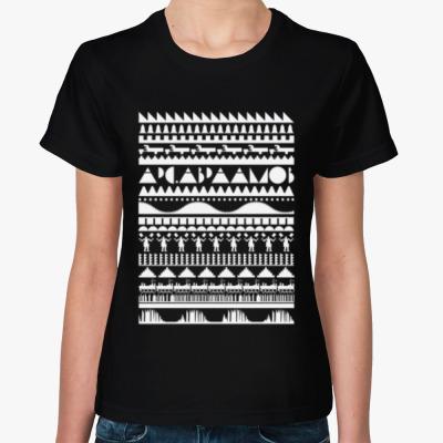 Женская футболка РЕВАРСАВР