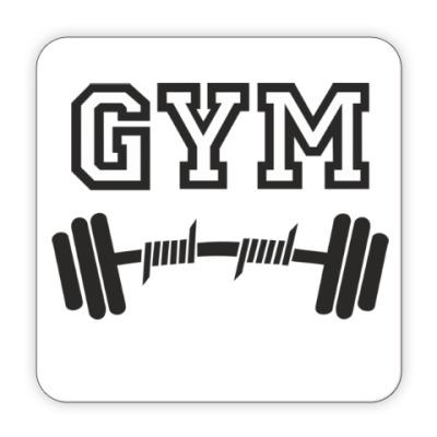 Костер (подставка под кружку)  Gym