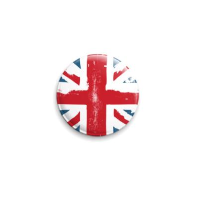 Значок 25мм UK Grunge