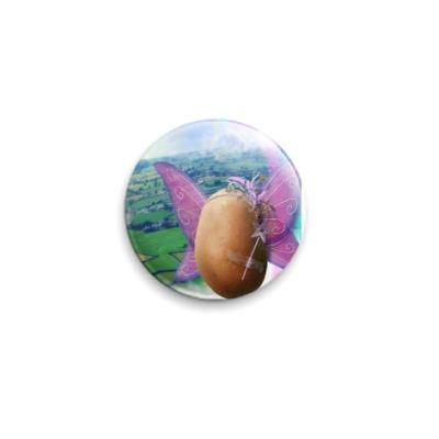 Значок 25мм PotatoFairy
