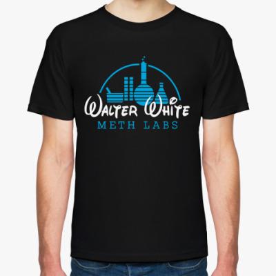 Футболка Walter White Labs