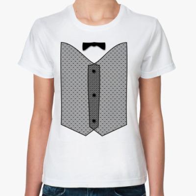 Классическая футболка Жилет ж.8