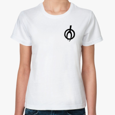 Классическая футболка Apotheose Punk-Bmx
