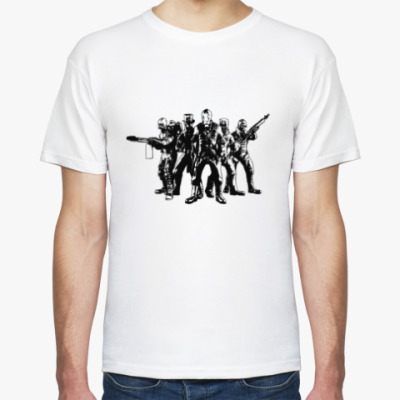Футболка Мужская футболка Steampunk 1