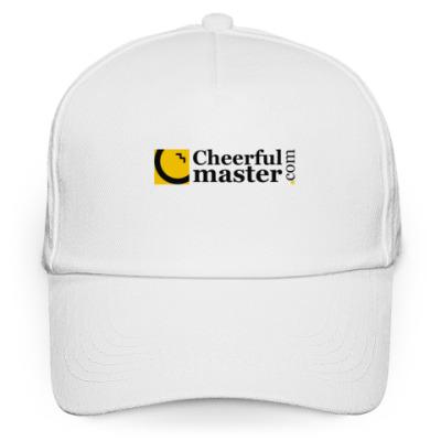 Кепка бейсболка Cheerful Master