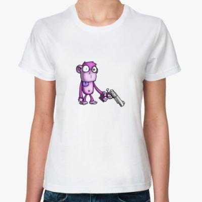 Классическая футболка Stop The Violence
