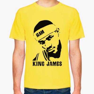 Футболка King James
