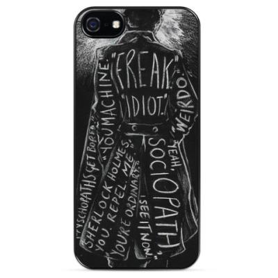 Чехол для iPhone Hello, freak