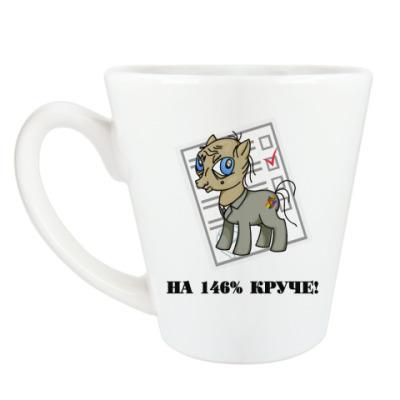Чашка Латте 146 процентов