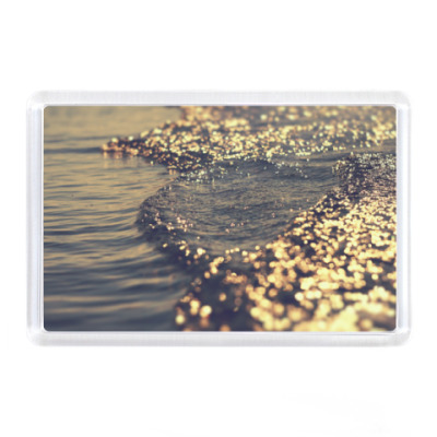 Магнит Морская водичка