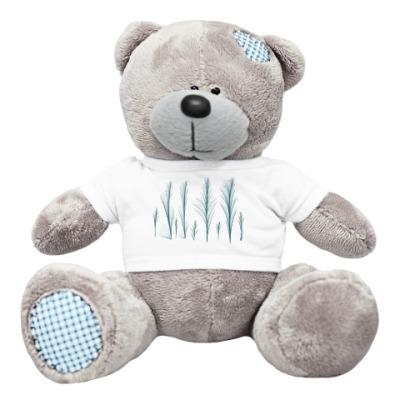 Плюшевый мишка Тедди Фрактальный лес