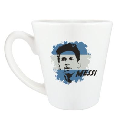 Чашка Латте Месси